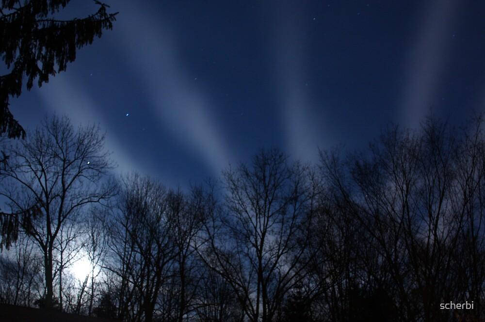 Sky Stripes by scherbi