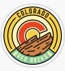 Pegatina Colorado