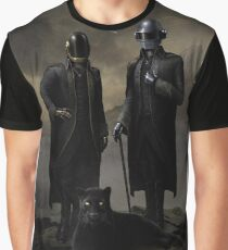 Daft Punk Graphic T-Shirt