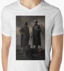 Daft Punk Men's V-Neck T-Shirt