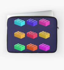 Warhol Toy Bricks Laptop Sleeve