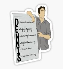 Dennis System Design  Sticker