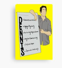 Dennis System Design  Canvas Print