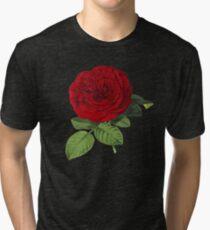 Red Rose! Tri-blend T-Shirt
