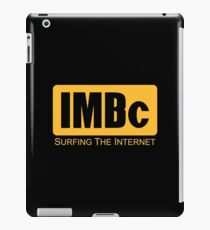 I am busy surfing the internet  iPad Case/Skin