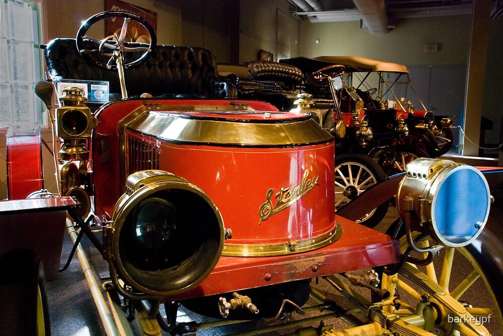 Stanley Steamer E2 Runabout by barkeypf
