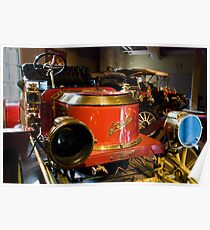 Stanley Steamer E2 Runabout Poster
