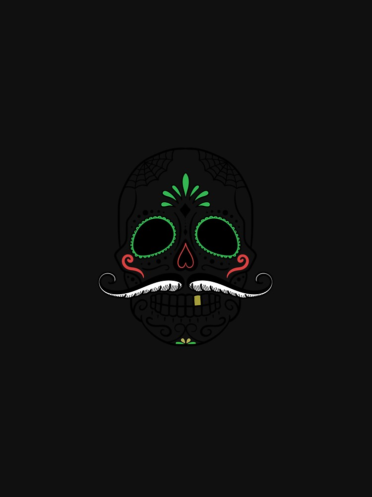 Skull Shirt by VKOKAY