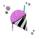 Bubblepop Snowcone by PixelGum