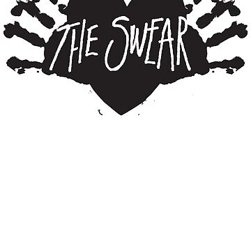 The Swear - Open Black Heart by ChungThing
