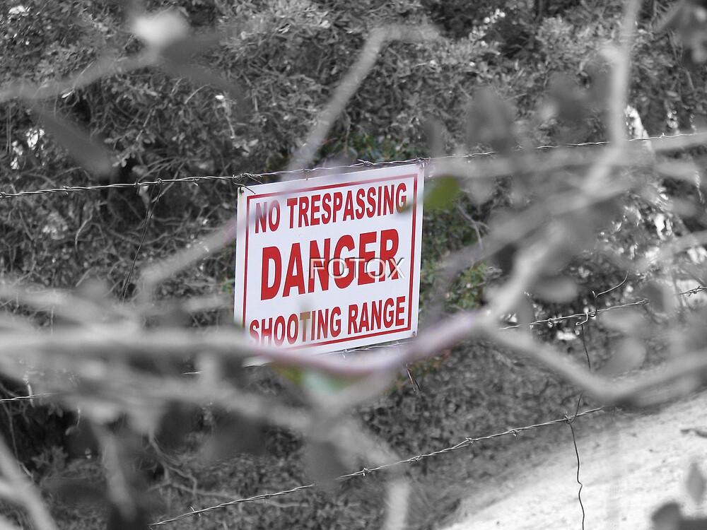Danger by FOTOX