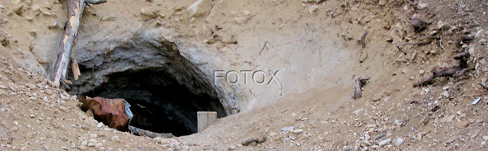 Gateway to Hell by FOTOX