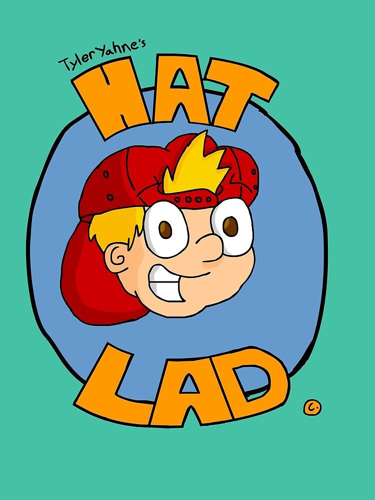 Hat Lad by GenBisous