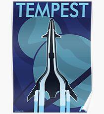Mass Effect Andromeda Propaganda Poster Poster