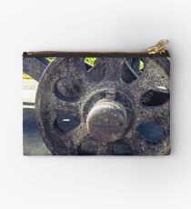 Old Cannon Wheel Studio Pouch