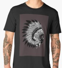Camiseta premium para hombre indios americanos
