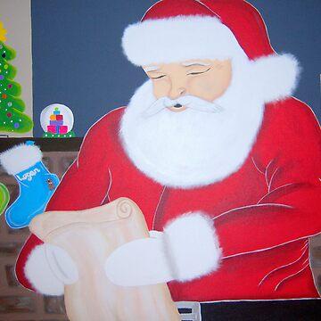 Santa Claus by shalayne