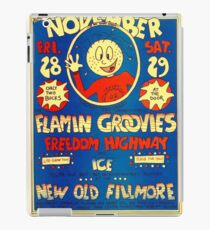 Flamin' Groovies iPad Case/Skin