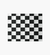 checkerboard wall art redbubble