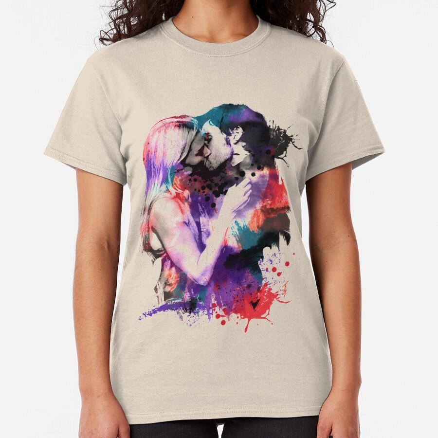 Watercolor Hook n Emma Classic T-Shirt