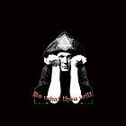 Aleister Crowley by djhypnotixx