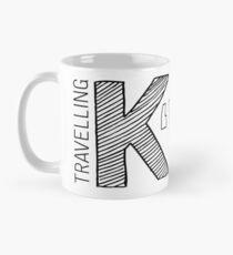 TravellingK Caravan Mug