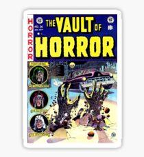 Vault of Horror Comic Book Art, VINTAGE Sticker