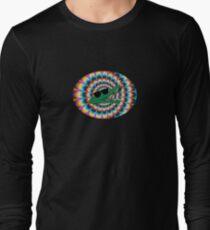 Allegheny College Glasses Gator Long Sleeve T-Shirt