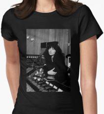 Kate Bush Studio Women's Fitted T-Shirt