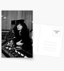 Kate Bush Studio Postcards