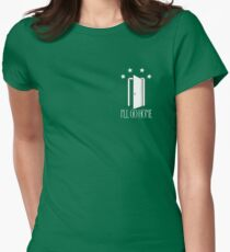 I'll Go home pocket open door - Everyday Shane Dawson discounted Women's Fitted T-Shirt
