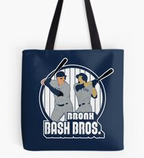Bronx Bash Bros 1 Tote Bag
