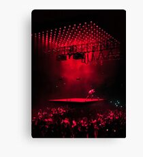 Kanye West Saint Pablo Tour Canvas Print