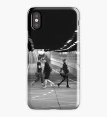 The Commuters iPhone Case/Skin
