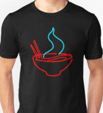Spicy Ramen Noodles Neon Slim Fit T-Shirt