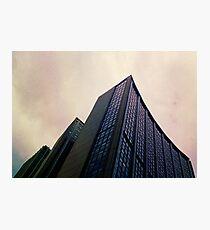 Big City Skyline........the pastel set  # three Photographic Print