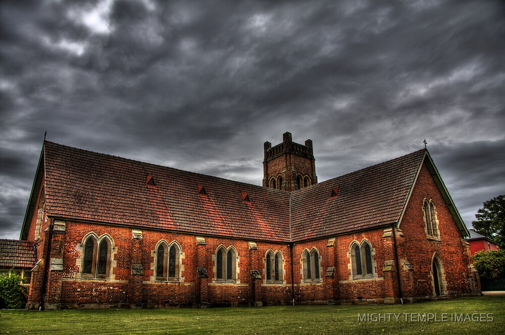 CHURCH by MIGHTY TEMPLE IMAGES