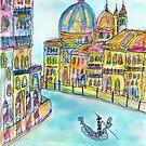Venice by ANN  PEARSON