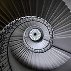 Elegant French Inspired Staircase #2 by Lexa Harpell