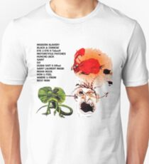 Huncho Jack, Jack Huncho - BACK COVER Unisex T-Shirt