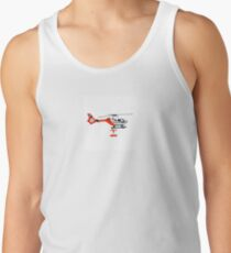 Rescue Helicopter  Tank Top