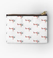 Rescue Helicopter  Studio Pouch