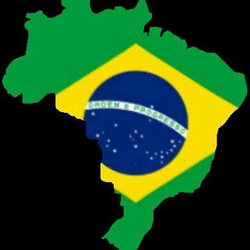 Brazil by raybound420