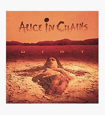 Alice In Chains - Dirt Photographic Print