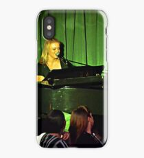 Entertaining the crowd iPhone Case