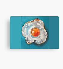 Fried Egg Canvas Print