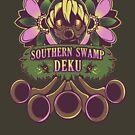 Southern Swamp Deku - Majora's Mask by qlaxx