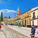 «La Calzada de la Trinidad» de MalagaOnirica