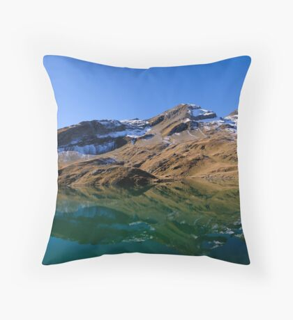 Bachalpsee Throw Pillow