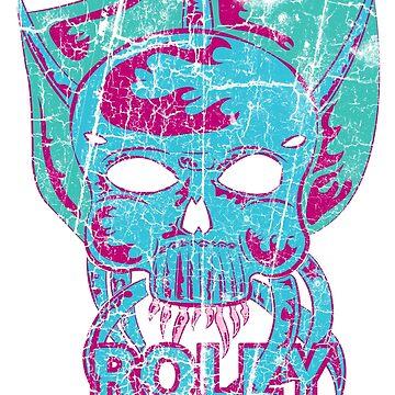 Alien Skull by RoleyShop